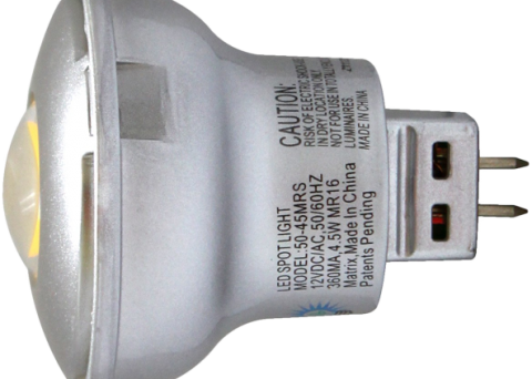 MR Int Lamp V-series