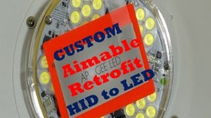 Adjustable & Custom HID LED with Aiming Capabilities