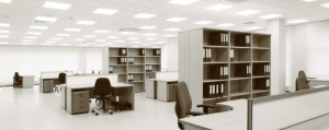 Office Interior Commercial Lighting