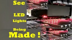 How LED Lighting is Manufactured